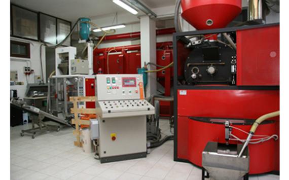 Macchinari da Tostatura Caffè Falcone Caffè a Lagonegro Potenza