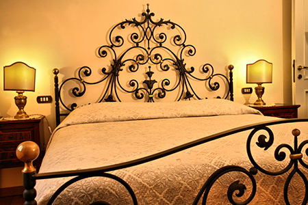 spalliera letto