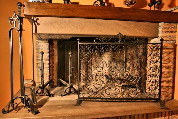 Lavorazioni artistiche in ferro battuto perugia