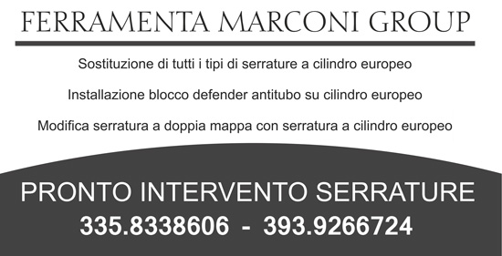 pronto intervento serrature roma eur marconi