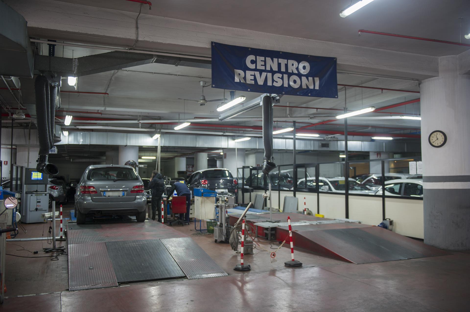 Centro Revisioni Plurimarche Petrolcar Roma