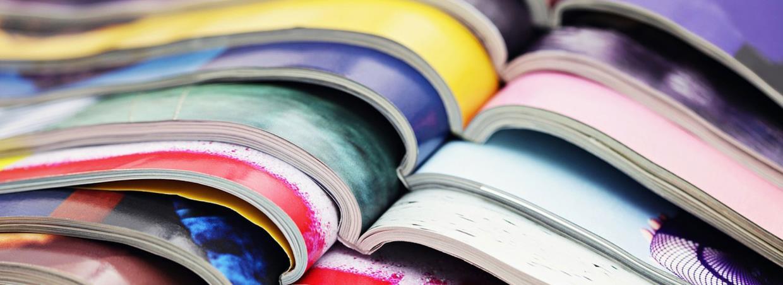 Realizzazione libri riviste