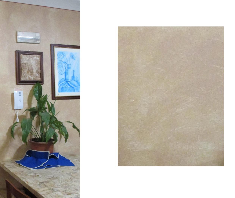 pittura muro