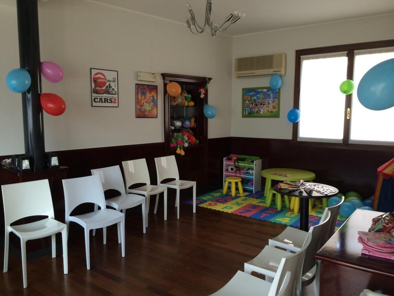 Sala interna pasticceria