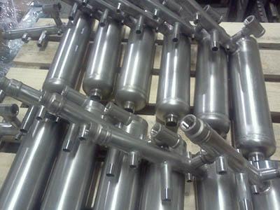 Lavorazioni acciaio