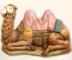 statue presepi cammello