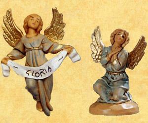 statue presepi angeli