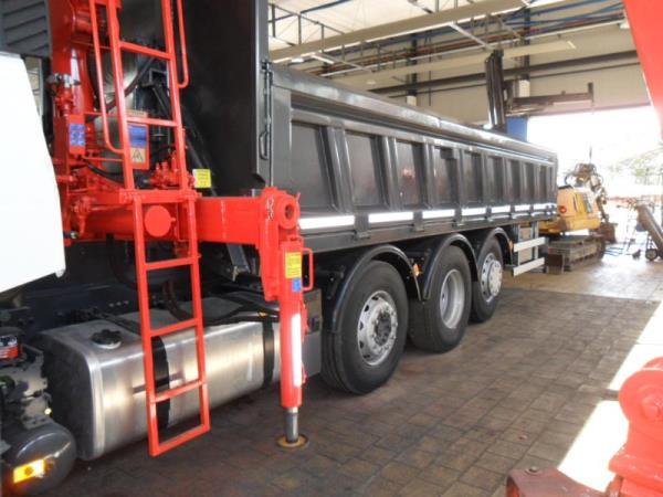 Terni allestimento veicoli industriali
