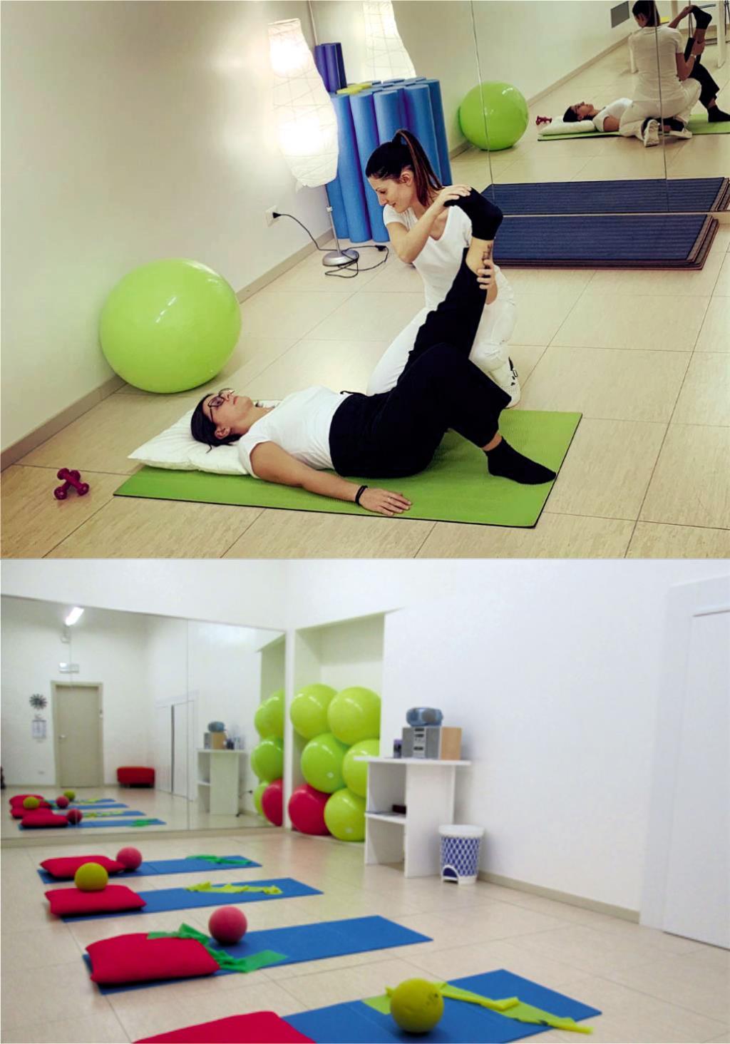 sala esercizi