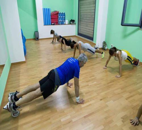 allenamento palestra trapani