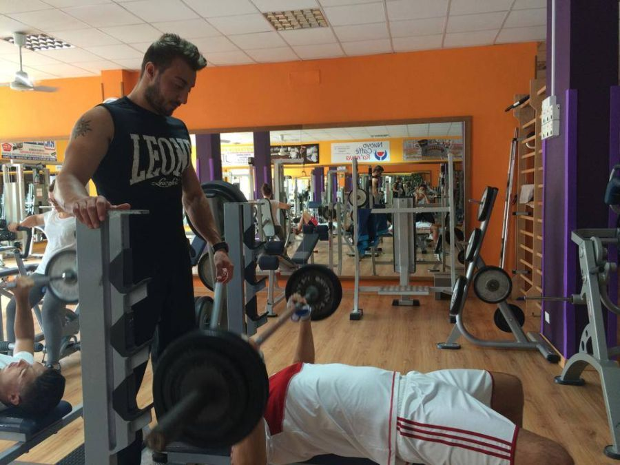 circuit training trapani