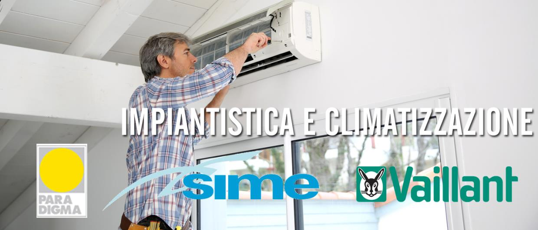 Impiantistica di climatizzazione