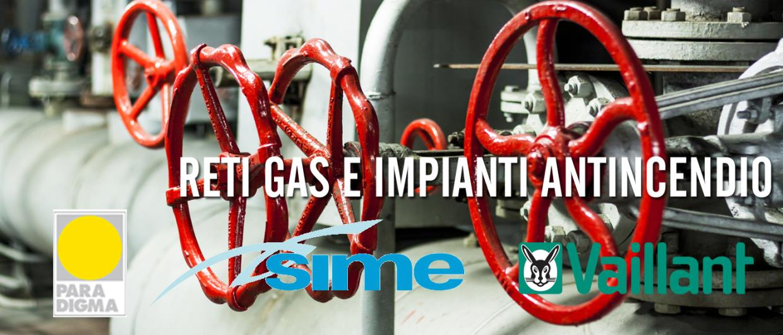 Reti gas e impianti antincendio
