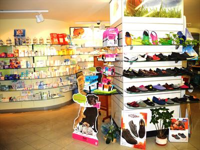esposizione calzature