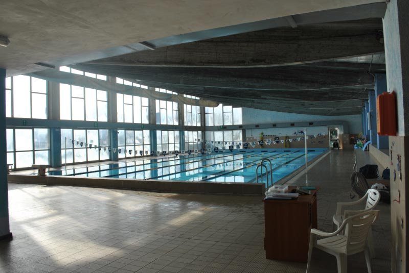 Piscina Vinovo (TO)
