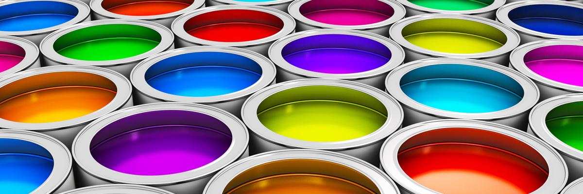 Vernici colorate