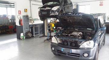 servizi auto Versilia