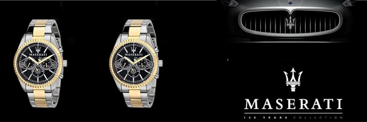 vendita orologi da uomo Parma; vendita orologi da donna Parma; orologi Maserati Parma