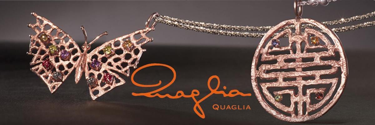 Gioielli Quaglia Parma; collane in oro Parma; anelli in oro Parma