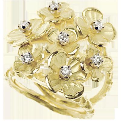 Vendita anelli in oro Parma