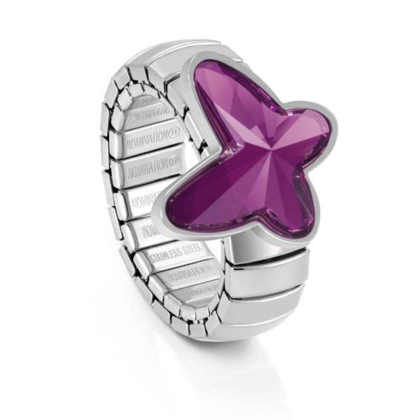 Anelli in acciaio Parma; anelli in argento Parma; anelli Nomination Parma