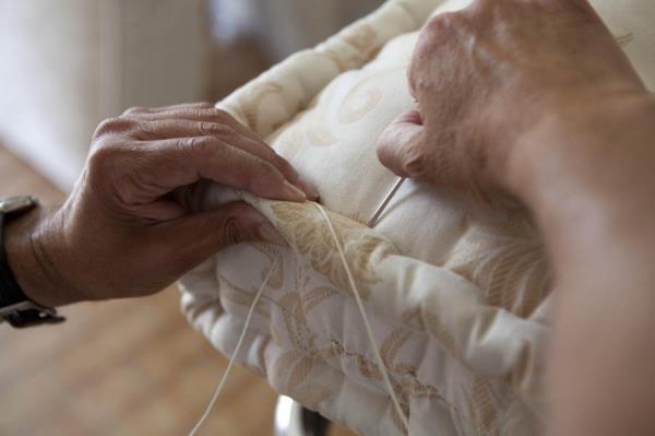 Rimessa a nuovo materassi in lana Fontanellato Parma; Rimessa a nuovo cuscini in lana Fontanellato Parma