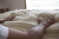 Produzione materassi in lana Fontanellato Parma; Produzione materassi su misura Fontanellato Parma