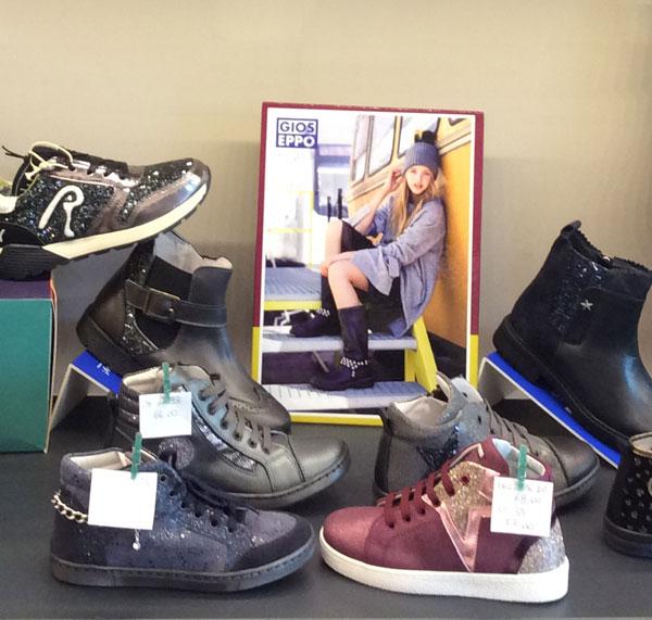 calzature bambino Nuovo Salario Roma