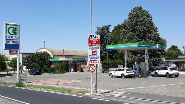 Distributore Metano e Gpl Viterbo