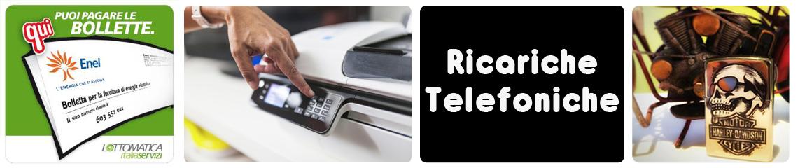 ricariche telefoniche Matino Lecce