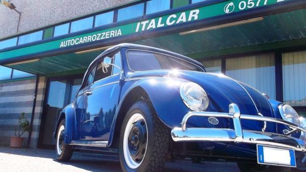 Auto d'epoca Italcar