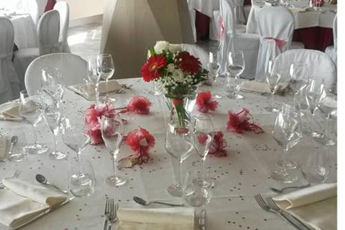 Tavola Eventi Ristorante Da Saverio a Camerano Ancona