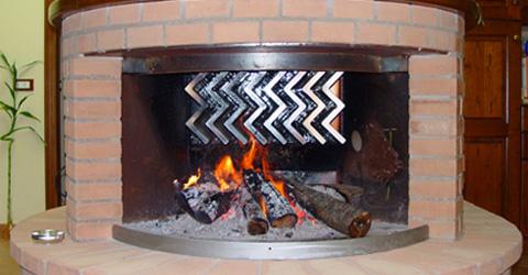 Installazione caldaie per caminetti