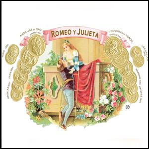 sigari habanos romeo y julieta roma
