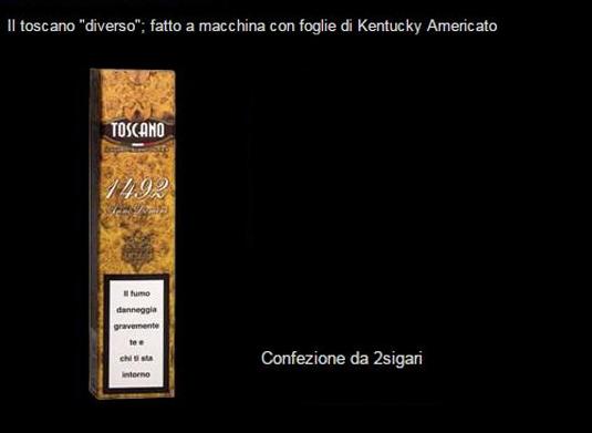 TOSCANO 1492