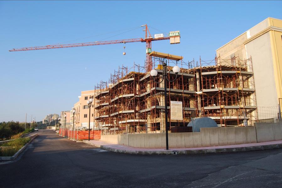 Lavori di edilizia civile a Taranto