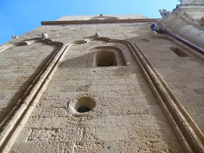 facciata monumento