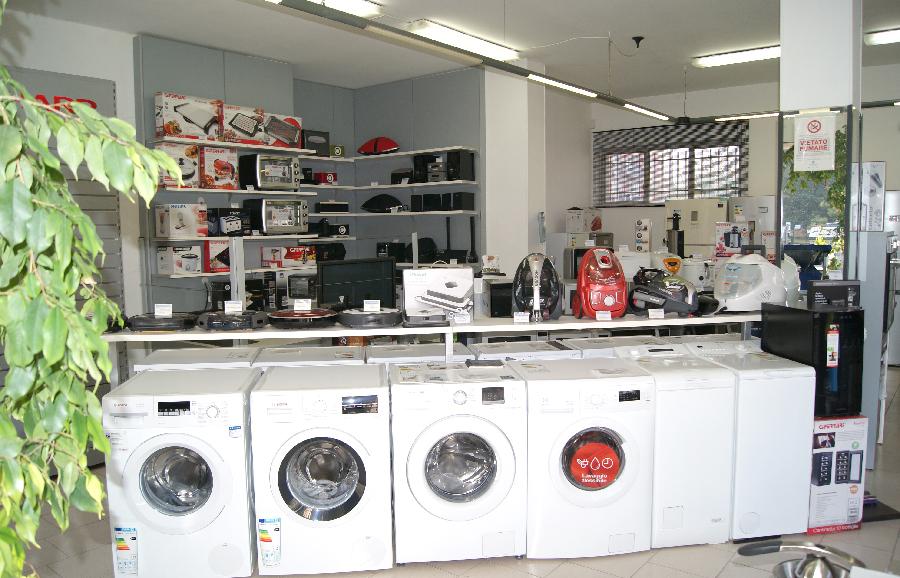vendita grandi e piccoli elettrodomestici brescia