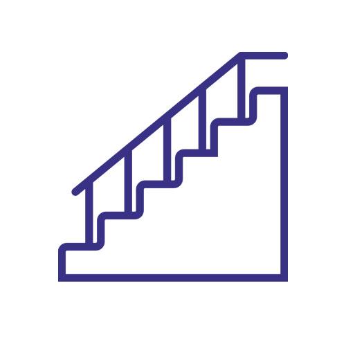 scale esterne su misura bs