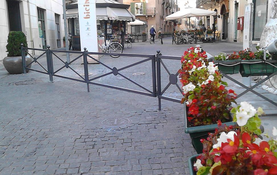 recinzioni in ferro bs