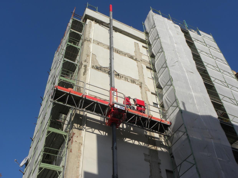 Recupero cemento armato