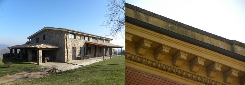 Restauro edifici – Grosseto