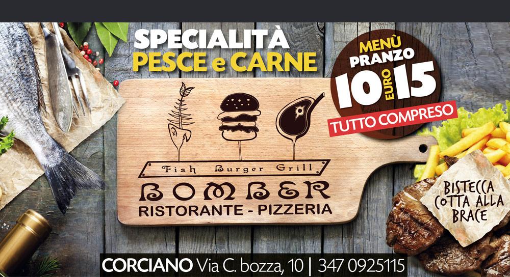 Pizzeria Bomber Corciano