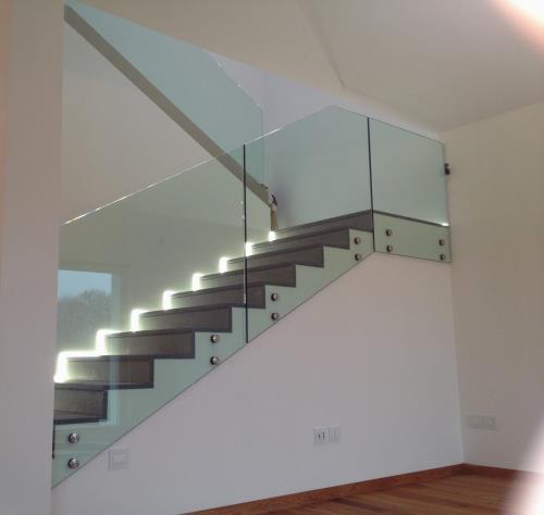 realizzazione scale interne ed esterne porcia pordenone