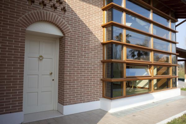 serramenti in legno - alluminio - PVC - pordenone porcia