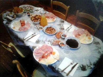 colazioni rifigio al santuario tarvisio