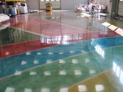 colorazione pavimenti in resina fontanafredda pordenone