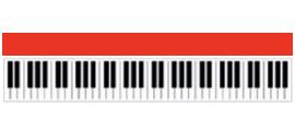 Casa del pianoforte di Vicenzi Alessandra. Vendita pianoforti. Rovereto