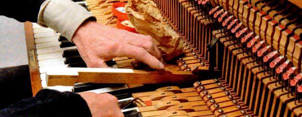 Accordatura di pianoforte