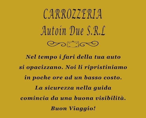 servizi Carrozzeria Autoin Due Viterbo